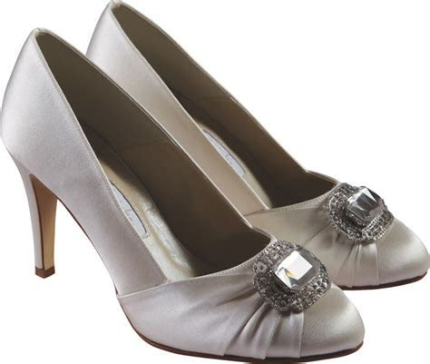 Rainbow Couture Perov Dyeable wedding shoes SALE