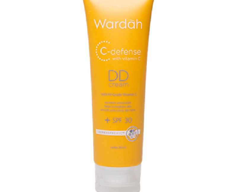 Wardah C-Defense DD Cream, a Foundation that is Practical and Rich in Benefits (Photo: 1wardahbeauty.com)