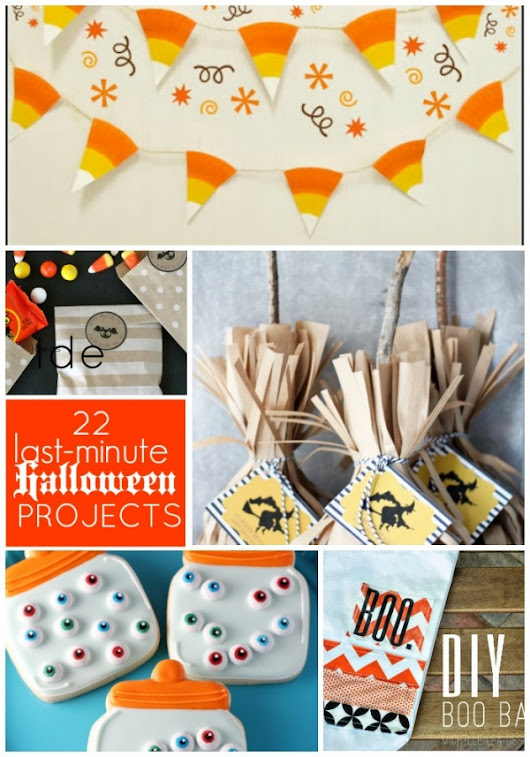 Last-Minute Halloween Project Ideas – Home and Garden