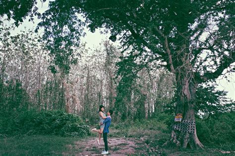 Best locations pre wedding photogphy Bali forest 1   Bali