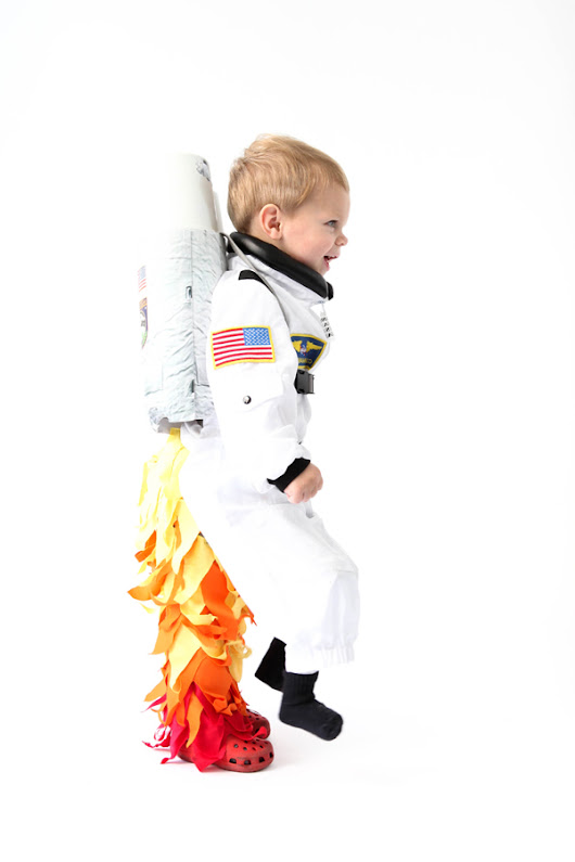 Rocket Astronaut Costume