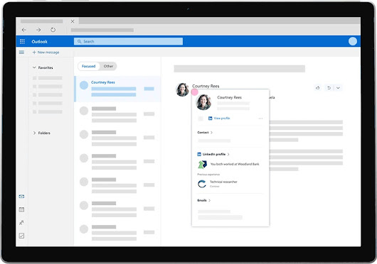 LinkedIn Updates Sales Navigator, Integrates with Outlook.com