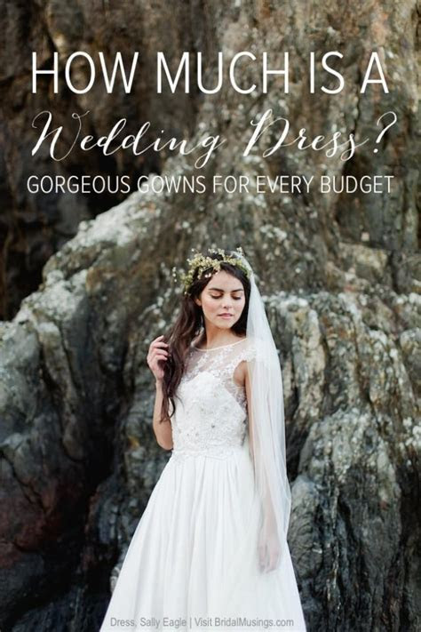 How Much Does A Wedding Dress Cost? (Part 2)   Weddbook