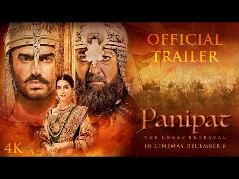 Panipat (2019) Full Movie Download in Hindi 480p