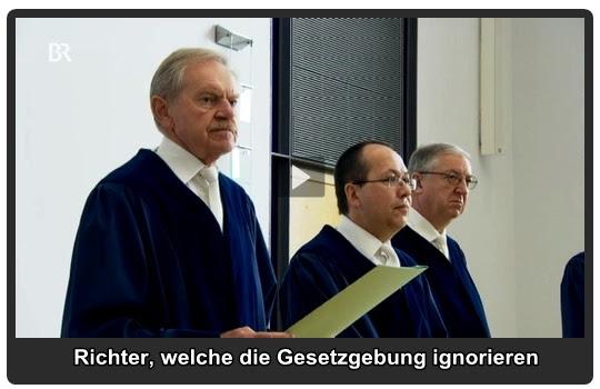 Öffentlich Rechtliche Lügenmedien und Gerichte machen gemeinsame Sache