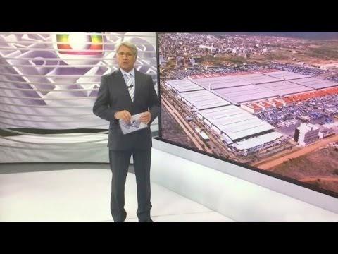 Globo Repórter destaca o Moda Center Santa Cruz