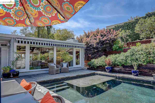 Piedmont Poolside Home For Sale at 12 Littlewood Drive
