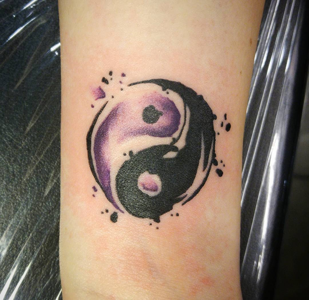 115+ Best Yin Yang Tattoo Designs & Meanings - Chose Yours ...