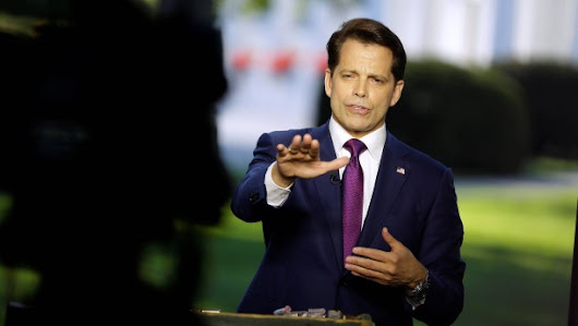 Anthony Scaramucci: The Würstchen of Wall Street   - Feuilleton - FAZ