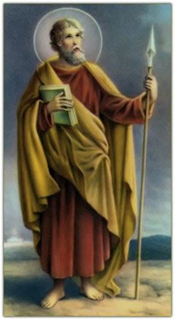 Significado E Simbolismo De São Tomé Apóstolo Santos E ícones