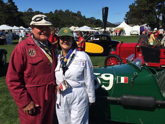 Pebble Beach: The Quail gives car collectors a best-in-show atmosphere