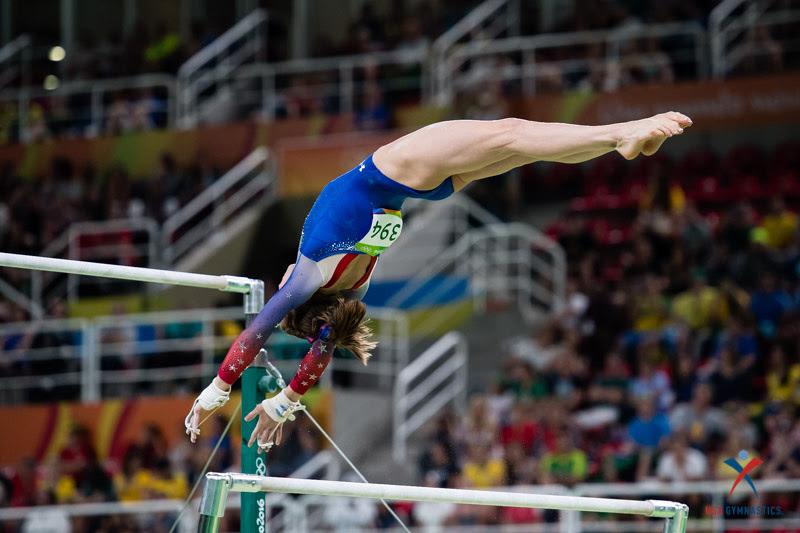 USA Gymnastics: Aug. 14 - Event Finals Day 1 &emdash; Madison Kocian