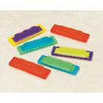 Amscan 390249 Mini Harmonicas - Pack of 48