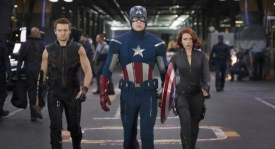 The Avengers sequel is on the way