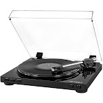 Victrola - Pro Stereo Turntable - Black