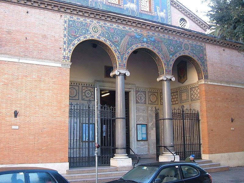 File:Trieste - Santa Maria Addolorata a piazza Buenos Aires 6.JPG