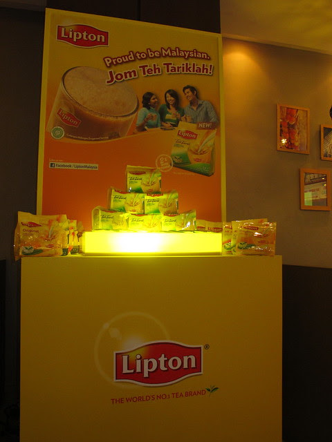 Jom Teh Tariklah with Lipton Review & Giveaway