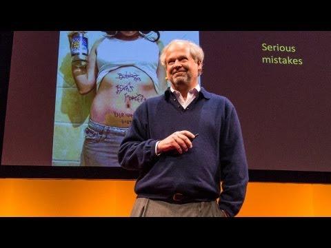TED TALKS. Juan Enriquez: La vostra vita online, permanente come un tatuaggio