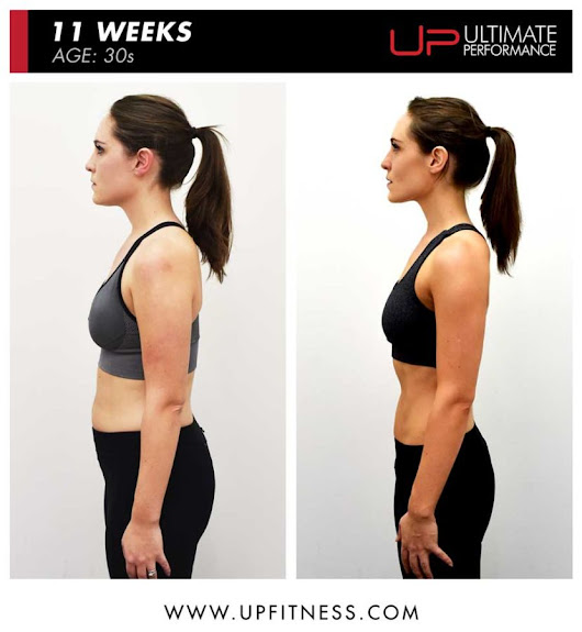 Katie Lost Almost a Third of Her Body Fat to Achieve this Lean Physique - Ultimate Performance