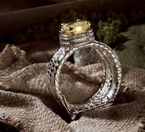 Indiana Jones Custom Engagement Ring: Throw Me the Ring, I