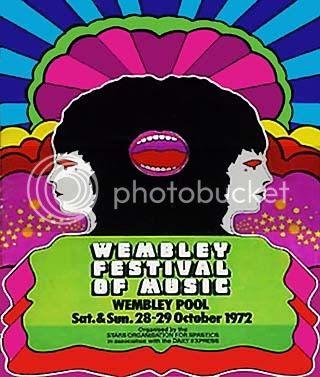 Wembley 28 & 29 October 1972, Wembley 28 & 29 October 1972