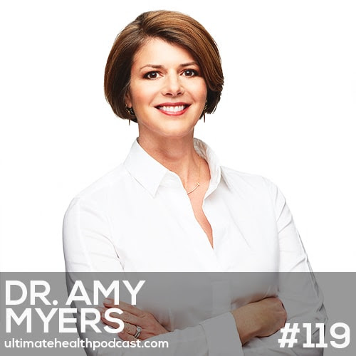119: Dr. Amy Myers - The Thyroid Connection • The Impact of Goitrogens • Hyper vs Hypothyroidism