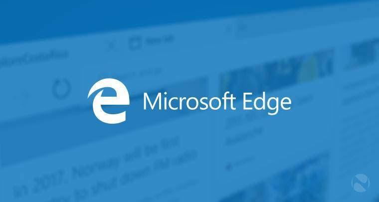 Microsoft Edge, Microsoft, Browser Internet