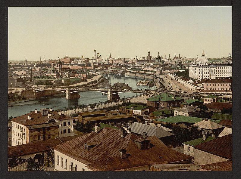 19thcentury001 236 Russian Cities In the XIX Century