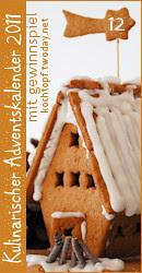 Kulinarischer Adventskalender 2011 - Türchen 12