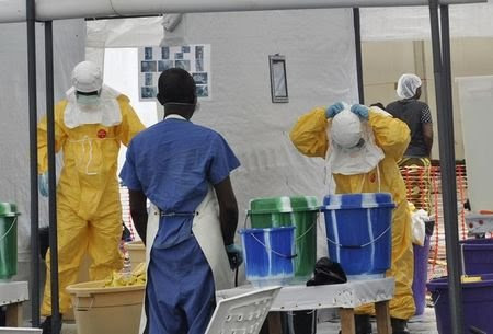 U.S. quarantines 'chilling' Ebola fight in West Africa: MSF