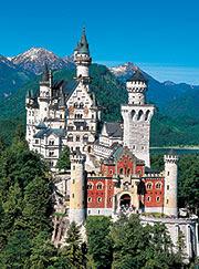 Bild: Schloss Neuschwanstein