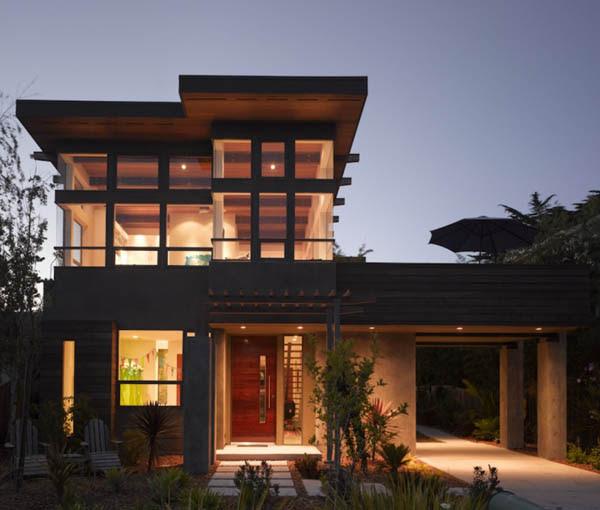 Two Storey House De La Costa by Fuse Architecture | Contemporary ...