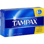 Tampax Regular Size 10s Tampax Regular 10ct -PACK 3