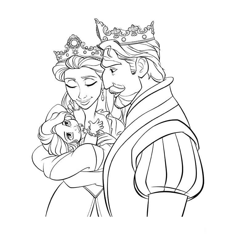 Princesse Disney A Imprimer Az Coloriage
