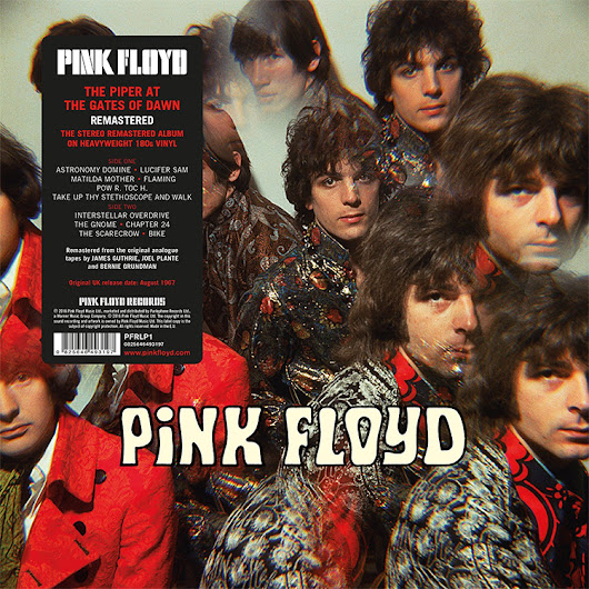Pink Floyd to release new version of Interstellar Overdrive | Gigwise
