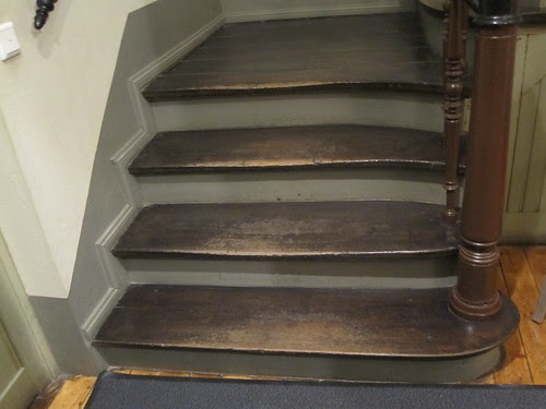 Kuluneet portaat