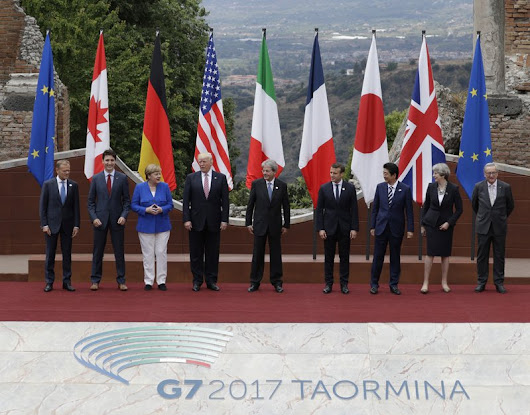 Trump Meeting with G-7 Leaders After Going on Offensive - WCCB Charlotte
