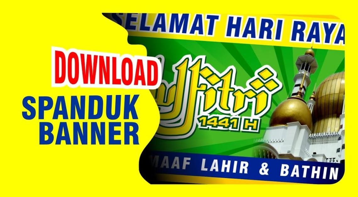 Desain Ucapan Idul Fitri Psd - contoh kartu ucapan