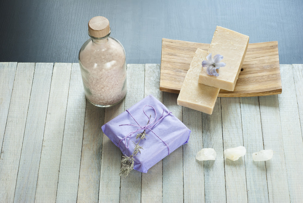 50 Subscription Box Ideas - Spa Products