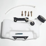 Earthquake/Eskimo Replacement Part | 12863 - Eskimo Viper Engine Gas Tank (FOR USE ON Models : S33 only)