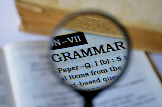 10 Grammar Rules That Are Worth Breaking - Write Collective
