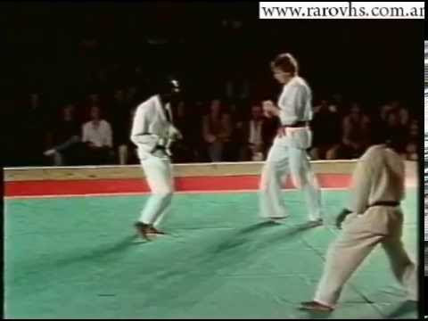 Campeonato internacional Karate (1983) Completo