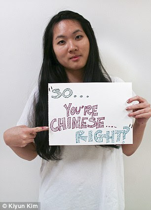 Asian-Americans often encounter poorly phrased questions about their origins