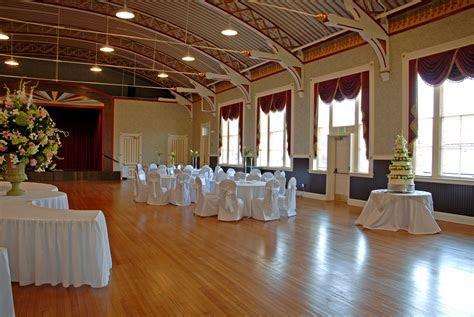 The Armory Ballroom Macon GA   Pam's DIY Wedding   Meeting