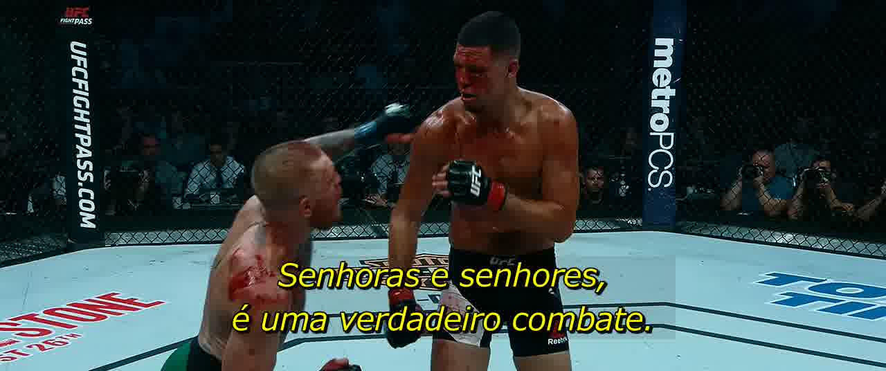 Conor McGregor – Notorious