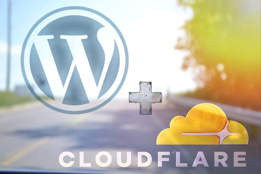How To Connect To CloudFalre With WordPress Site