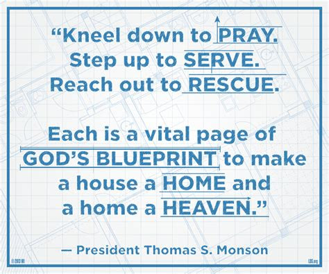 President Monson Quotes On Kindness