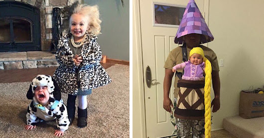 17+ Baby Halloween Costumes That Are So Cute, It's Scary