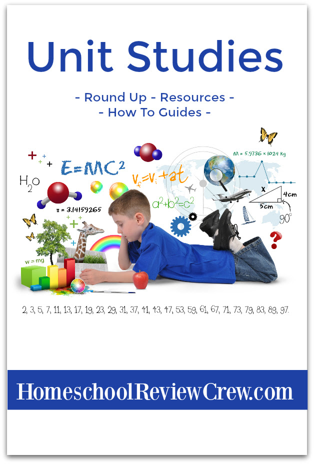 Unit Studies - Round Up - Resources and How to Guide {Homeschool Link UP}