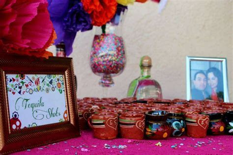Mexican Fiesta Bridal/Wedding Shower Party Ideas   Photo 2